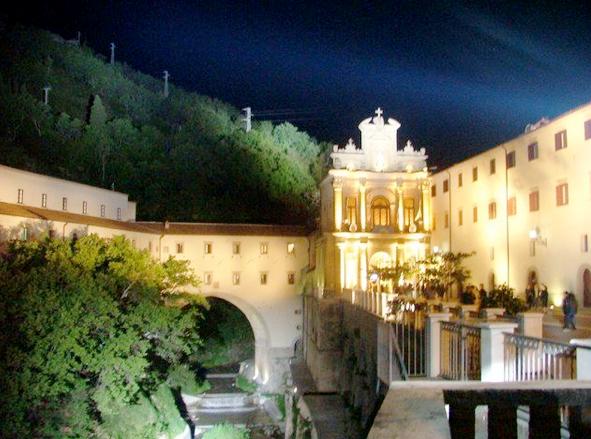 Niente fondi per il santuario di San Francesco, l'interrogazione del consigliere regionale Giuseppe Aieta