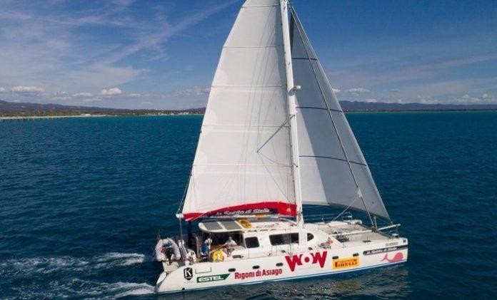 Giunto in Calabria il primo catamarano completamente accessibile ai disabili