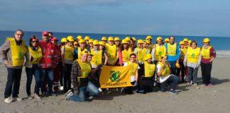 """L'iniziativa di volontariato """"Puliamo il mondo"""" arriva a Tortora"""