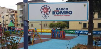 Cosenza, al parco giochi Piero Romeo stasera si inaugura il bagno accessibile a tutti