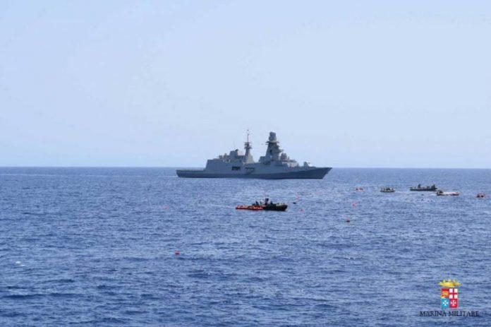 Scontro tra nave e barcone migranti: tragedia al largo della Tunisia