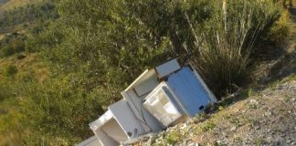 Praia a Mare, Italia Nostra: «Continua l'abbandono di materiali non ritirati presso l'Isola Ecologica»