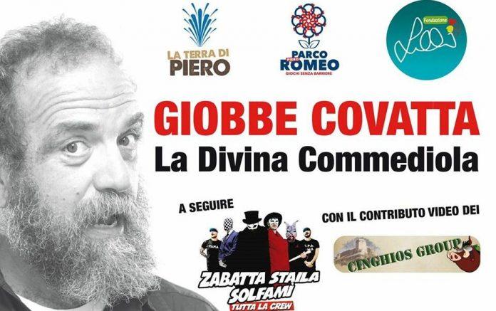 Inclusione sociale a Cosenza: il parco Piero Romeo si allarga e arriva Giobbe Covatta