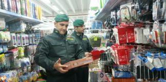 Calabria, sequestrati 21 mila prodotti illegali