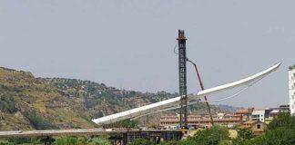 Cosenza, ponte di Calatrava: 20 milioni di euro buttati in un'opera inutile e dannosa