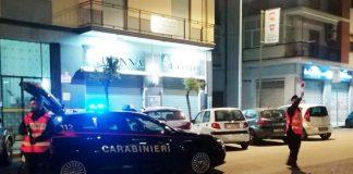 Cosenza, operazione sicurezza: carabinieri controllano oltre 400 persone in una notte