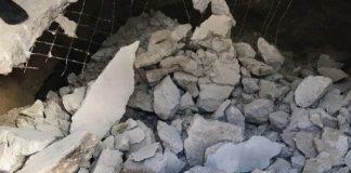 Calabria, voragine in palazzina: evacuate 70 famiglie