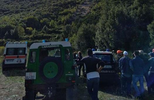 39enne muore in battuta di caccia al cinghiale a Morano Calabro (Cs)