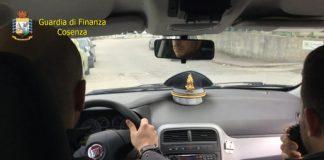 Nell'Alto Tirreno cosentino, Guardia di Finanza scopre evasione per 1milione di euro