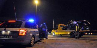 Auto sbanda per schivare cane, in Calabria muore una bambina di 6 anni