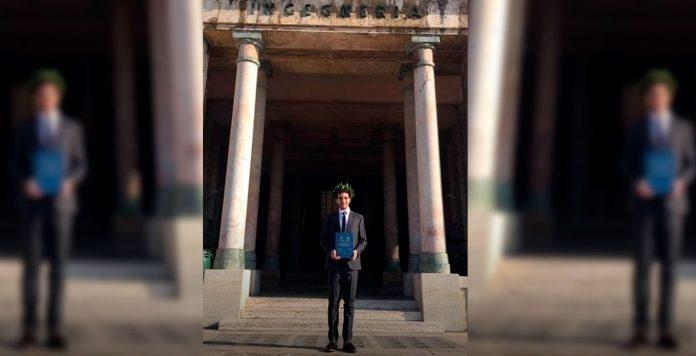 Francesco Lanotte, è pugliese il primo laureato al mondo in Ingegneria Bionica