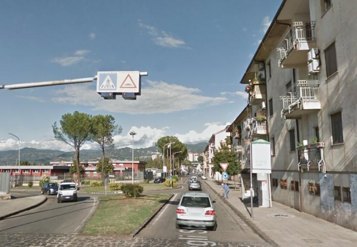 Cosenza, sparatoria nel quartiere San Vito