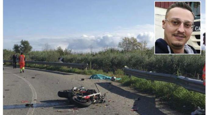 Un anno fa il tragico schianto che costò la vita al 26enne Francesco Bontempo