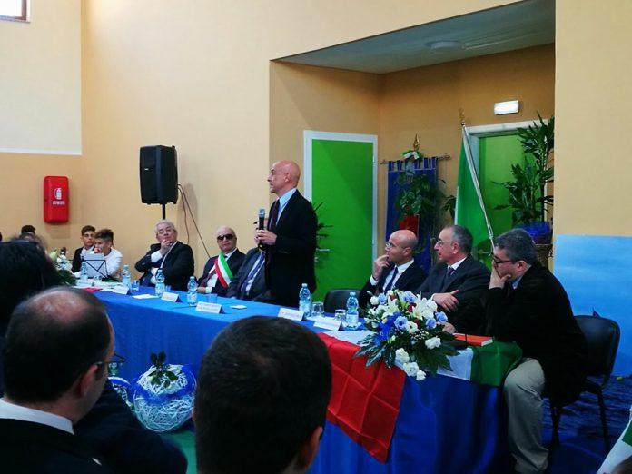 Diamante, l'amministrazione comunale tira le somme della visita del ministro Minniti