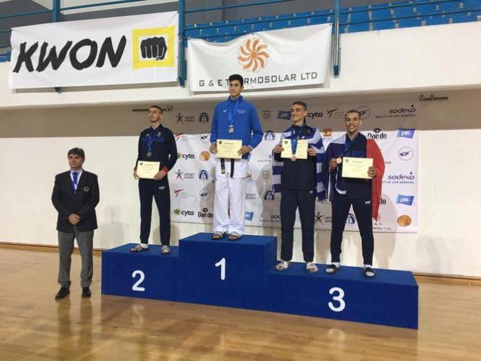Taekwondo, il calabrese Simone Alessio oro al campionato europeo juniores