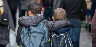 In Calabria il tasso di povertà infantile più alto d'Italia