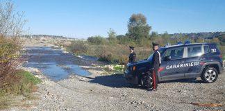 Malvito (Cs): denunciate quattro persone per reati in materia ambientale