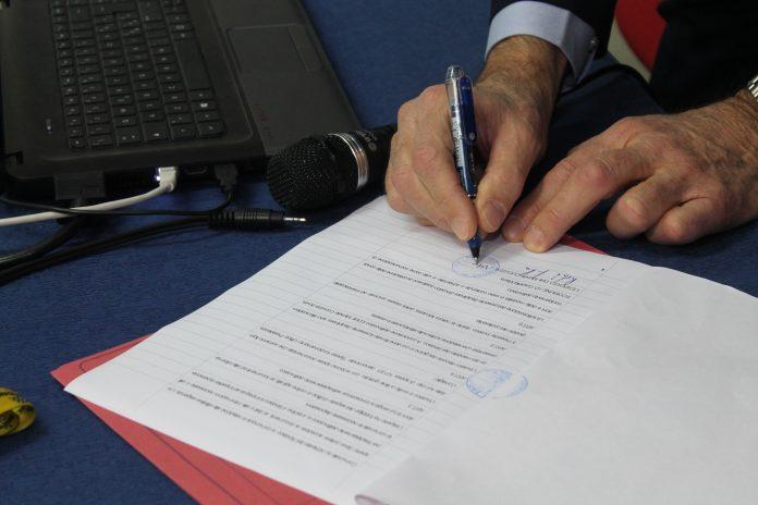 Paola, il giornalista Michele Cucuzza ha firmato