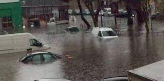 Maltempo, domani temporali intensi al Sud: alto rischio idrogeologico