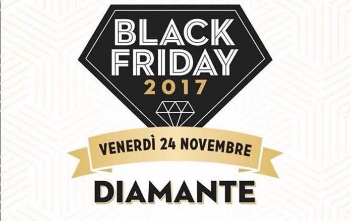Venerdì 24 novembre sarà 'Black Friday anche a Diamante