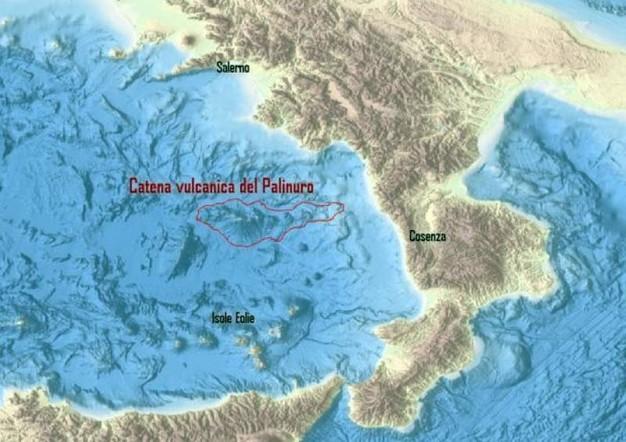 [VIDEO] Scoperti nel mar Tirreno 15 vulcani sommersi tra il Marsili e la Calabria