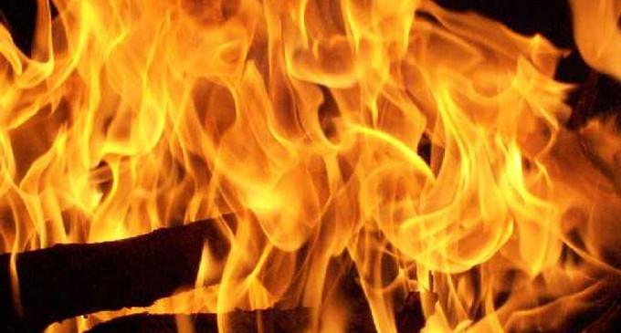 Scalea, uomo rimane intrappolato in un incendio e muore