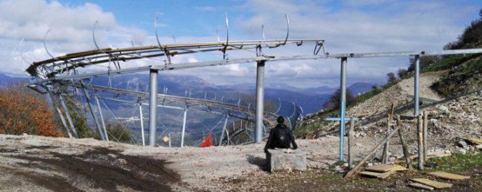 'La vera via crucis di Serra Pollino', l'ennesimo sfregio al territorio e all'ambiente