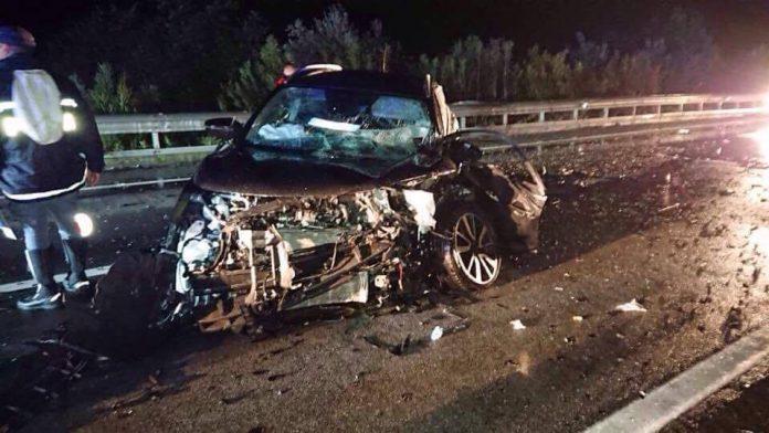 [FOTO] 'Miracoloso' incidente a Guardia Piemontese: nessuna vittima e salvataggio straordinario