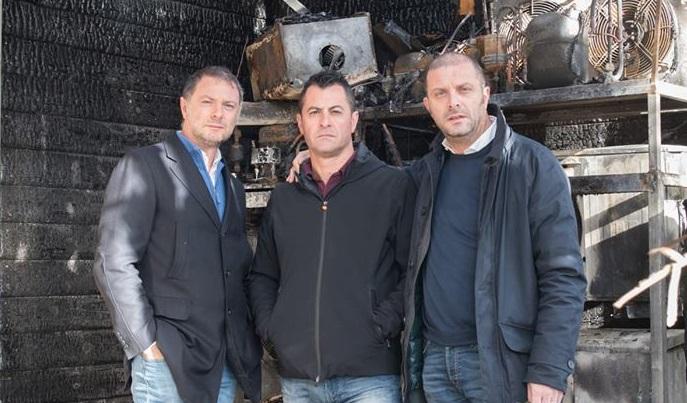 Incendio doloso al Lulupaluza, nel Cosentino: il messaggio dei proprietari del locale