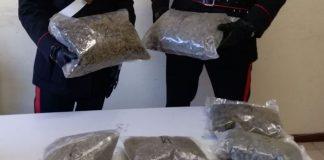 Calabria, 44enne aveva sul furgone 3,5 kg di droga: arrestato - IL NOME
