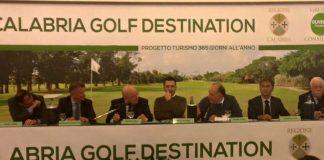 Calabria Golf Destination è realtà: il consiglio regionale approva la legge