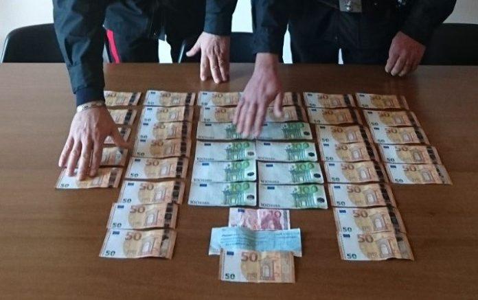 Corigliano Calabro, operazione dei carabinieri rivela giro di soldi falsi - I nomi degli arrestati
