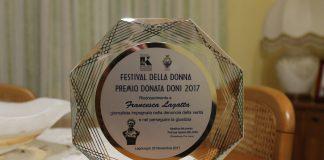 Da LiberArti | Premio Donata Doni 2017, riconoscimento alla giornalista Francesca Lagatta