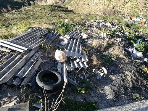 Calabria: «Apprensione per 34 tonnellate di amianto nell'area di Calamizzi di Reggio»