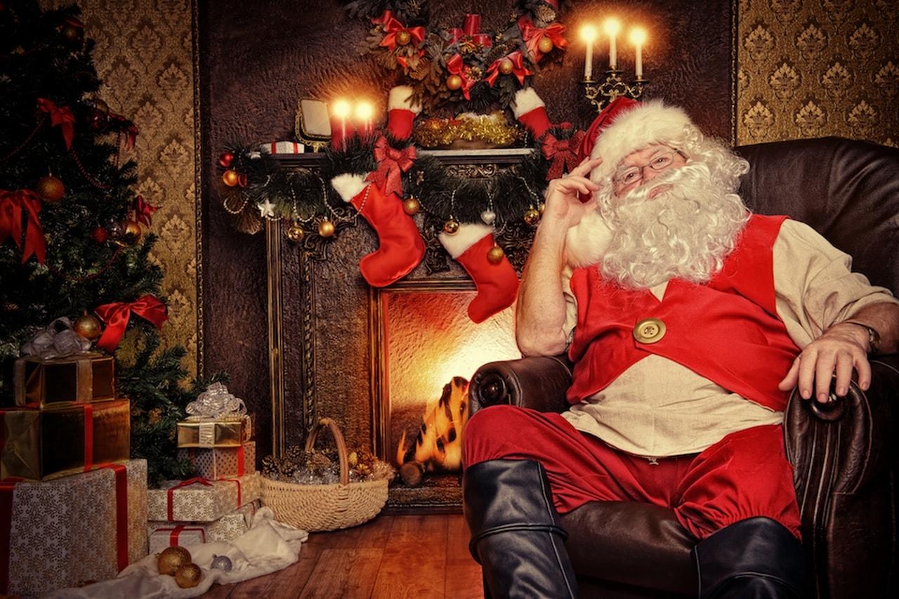 Casa Di Babbo Natale Al Polo Nord.Dimora Di Babbo Natale