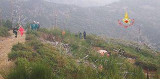 Catanzaro, trovato cadavere anziano scomparso due giorni fa