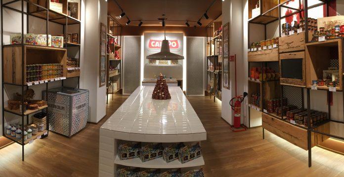 Inaugurato oggi a Cosenza il primo flagship store 'Callipo 1913'