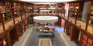 L'annuncio di Giuseppe Aieta: «Il 9 dicembre si inaugura la Biblioteca del Santuario di Paola»