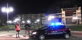 Week-end di Capodanno nel Cosentino, l'attività dei carabinieri per la repressione dei reati