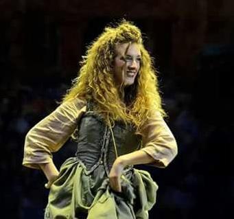 La ballerina Federica Fata, di Acquappesa (Cs), danzerà in prima serata su Rai 1