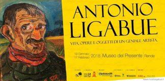 Rende, un evento dedicato all'arte di Antonio Ligabue - INTERVISTA