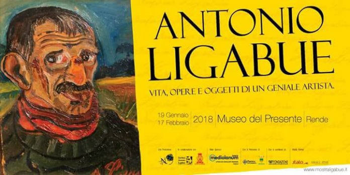 Rende, un evento dedicato all'arte di Antonio Ligabue - INTERVISTA