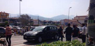 Il sindaco di Santa Maria del Cedro coinvolto in un incidente stradale: illeso