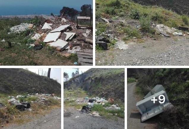 Arrivano i turisti e la costa tirrenica va in crisi: rifiuti, degrado e mare sporco, ecco cos'è successo - prima parte