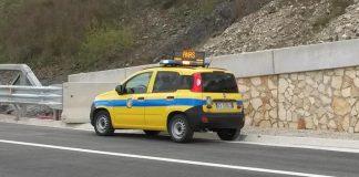 Fondovalle del Noce, incidente stradale a Rivello: un morto e quattro feriti