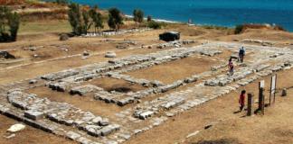 L'archeologia calabrese trafugata e abbandonata