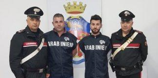 21enne spara al fratello: fermato dai carabinieri, l'episodio avvenuto nel Cosentino