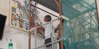 Diamante, partita una nuova 'operazione murales'