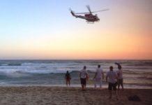 20enne annega in mare a Palinuro, si cerca il corpo