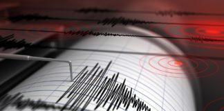 Terremoto di magnitudo 3.7 a 13 km dalle coste di Ricadi, nel Vibonese